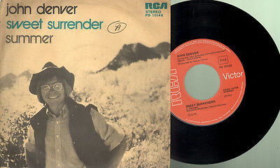 Denver John - Sweet surrender/Summer