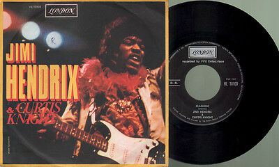 Hendrix Jimi - Hush now/Flashing