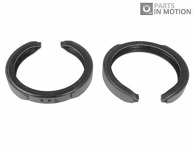 Handbrake Shoes Set fits SSANGYONG MUSSO 2.9D Rear 1998 on ADG04129 Hand Brake