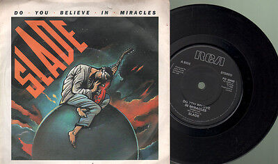 Slade - Do you believe in miracles/My oh my