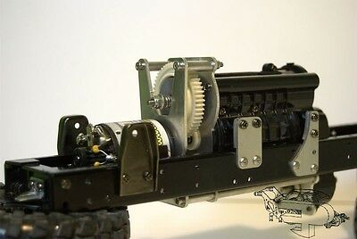 Tamiya High lift  F-350, Hilux, up gearbox & down motor,  1:10 Truck, EPdesign
