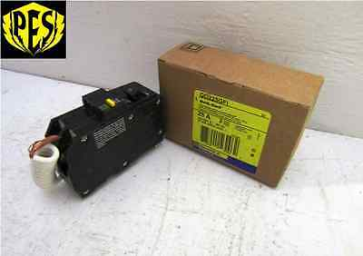 NIB - SQUARE D QO225GFI 2 Pole 25 Amp QO Ground Fault Breaker GFCI QO STYLE