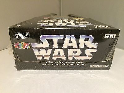 Star Wars Irish 1995 Topps Wacky Workshop Candy Collectible Cards Sealed Display