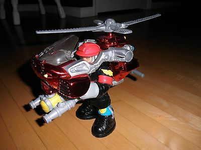 Fisher Price Rescue Hereos Hal E. Copter
