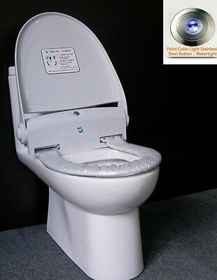 Hygenic Toilet Seat Starter Kit by Whirlseat -for House Hold And Commercial Use-