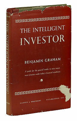 The Intelligent Investor ~ BENJAMIN GRAHAM ~ First Edition ~ Early Printing 1951