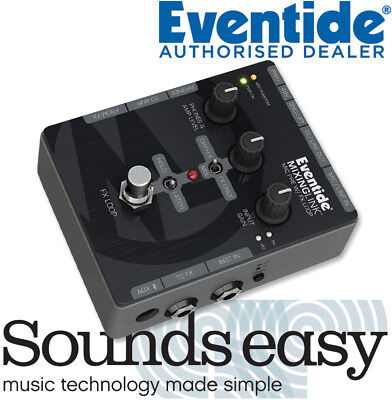 Eventide MixingLink Mic Pre With FX Loop Stompbox Guitar Pedal