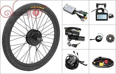 Powerful 36/48V 500W 8Fun BaFang Front Wheel Electric Bike Conversion Kit Ebike