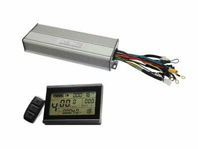 48V 1500W Ebike Brushless DC Sine Wave Controller+LCD Panel Electric Bicycle