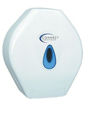 Connect Hygiene DS924E Mini Jumbo Toilet Roll Dispenser New