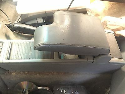 Bmw E46 Touring Saloon Coupe Grey Leather Armrest Console