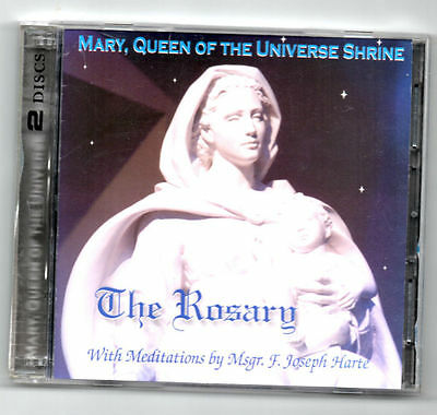 Mary, Queen of the Universe Shrine 'The Rosary' double CD set