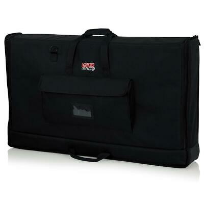 """Gator Cases Padded Nylon Carry Tote Bag for LCD Screens Between 19-24"""", Small"""