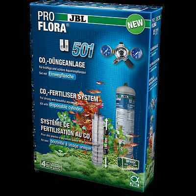 JBL ProFlora u501 - Plant Co2 System Complete Kit - New Product @ BARGAIN PRICE!