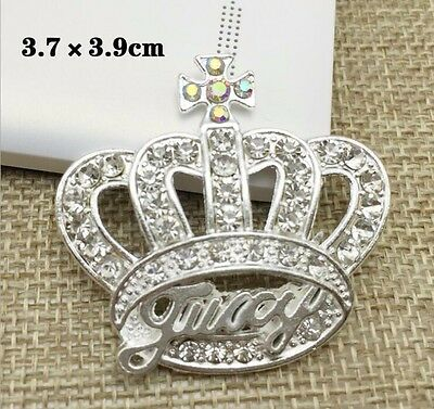 5 Flatback Crystal Crown Embellishment Cabochon Phone Case Deco Craft Cardmaking