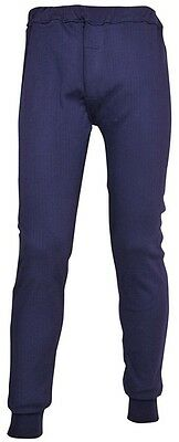706 Navy Thermal Trousers Small B121NARS Portwest New