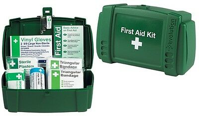 Safety First Aid K308 HSE Travel First Aid Kit (1 Person) New