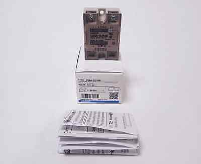 New Omron G3Na-D210B Solid State Relay, 200Vdc 10A Bnib/nos