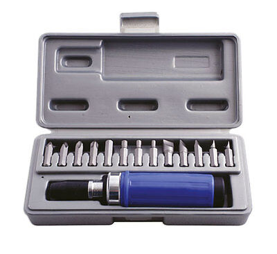 Impact Driver Set - 15 Piece Laser 0596 Genuine Top Quality New