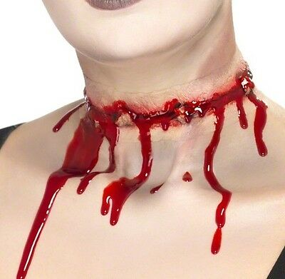 Halloween Fancy Dress Special Effects Make Up Barbed Wire Scar #37172 by Smiffys