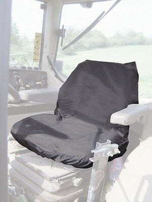 Town & Country TBLK Tractor Seat Cover New