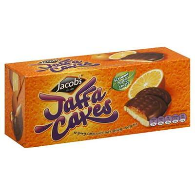 JACOBS COOKIE JAFFA CAKE-5.1 OZ -Pack of 24