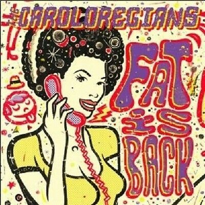 "Caroloregians ""fat Is Back"" Lp Vinyl New!"