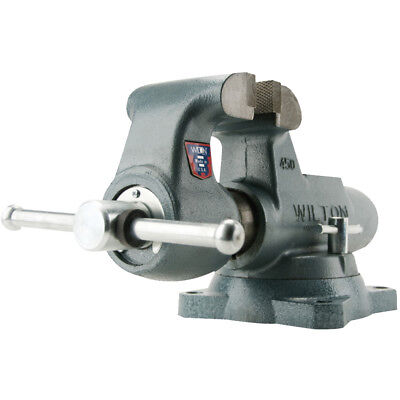 "3"" 300S Machinists' Bench Vise w/ Swivel Base Wilton 10006 New"