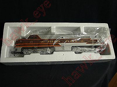 American Flyerl Silver Flash ALCO PH-1 Non-Powered Diesel 6-48129 New in OB