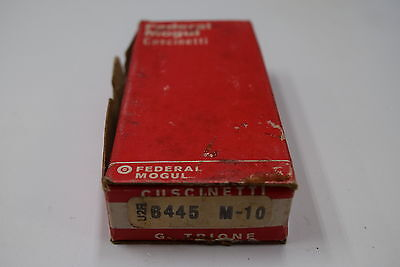 Federal Mogul Crankshaft Main Bearing Set 6445M-10 Fits: 1974 - 1978 Fiat 1.8L