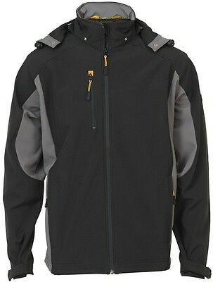 Stretton Soft Shell Jacket Small D-WI/S JCB New