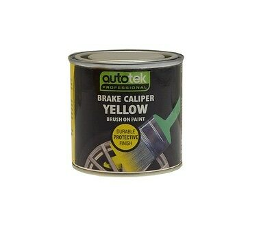 Autotek Caliper Paint Yellow 250ml ATOOCALY250 Autotek New