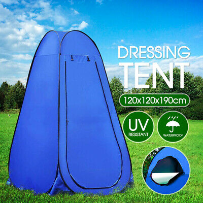 Portable Pop Up Outdoor Camping Shower Tent Toilet Privacy Change Room New Brand