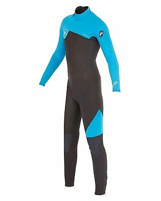 NEW QUIKSILVER™  Boys 2-16 Syncro 3/2MM Steamer Wetsuit Boys Teens Ski