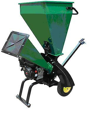 6.5 HP MANUAL START ENGINE Wood Landscaper Shredder Chipper Part No FI75SC