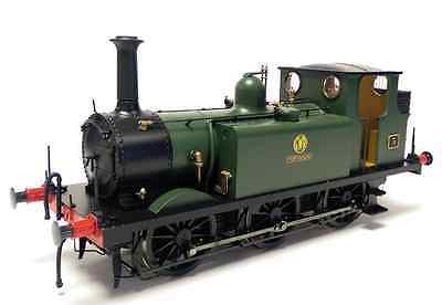 Dapol 7S-010-008 Terrier A1X Portishead 5 GWR Green O Gauge