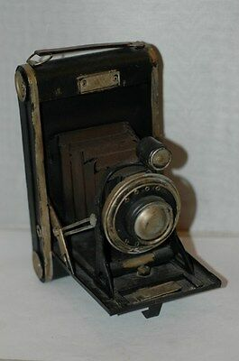 Tin Camera Ornament  Display Item.