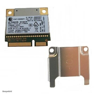 Lenovo 0A36319 ThinkPad Mobil Broadband Global Half Card Modem 60Y3297 NEU + OVP
