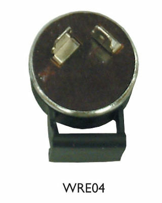 2 PIN MOTORCYCLE INDICATOR FLASHER RELAY 12v 18/23w NEW WRE04