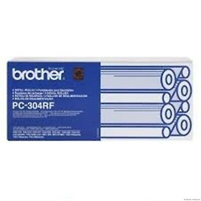 Pc-304Rf Pc304Rf Brother New Genuine Original Thermal Roll Ribbon Cartridge