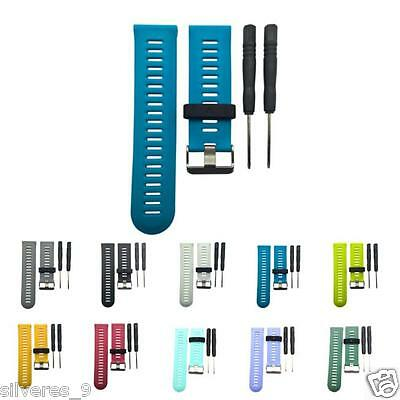 Soft Silicona Correa Replacement Watch Band With Tools For Garmin Fenix 3 HR
