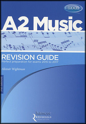 Edexcel A2 Music Revision Guide 3rd Edition for Exams 2015-2017