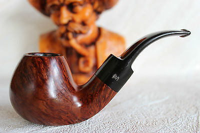Pfeife, Pipe, Pipa  STANWELL Royal Guard 166, Made in Denmark, 9 mm Filter