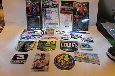 Collection Of 21 Vintage NASCAR Magnets • CAD $20.92