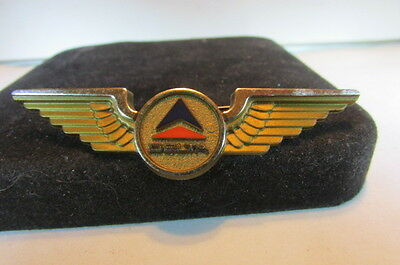 Vintage Delta Airlines Junior Wings Pin
