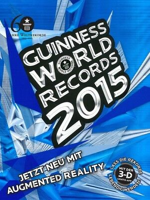 Guinness World Records 2015 [Gebundene Ausgabe]