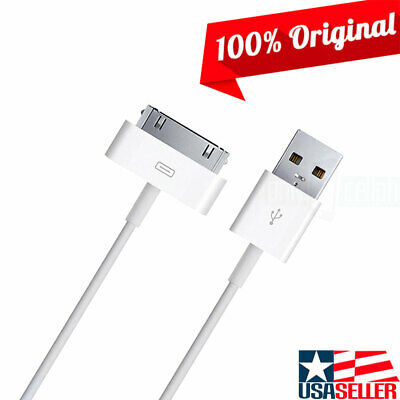 for iPad 2nd Gen OEM Authentic Original Apple 30 Pins USB Data Charger Cable