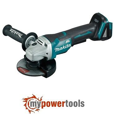 "Makita DGA508Z LXT 18V Li-Ion Cordless Brushless 125MM (5"") Angle Grinder DGA505"