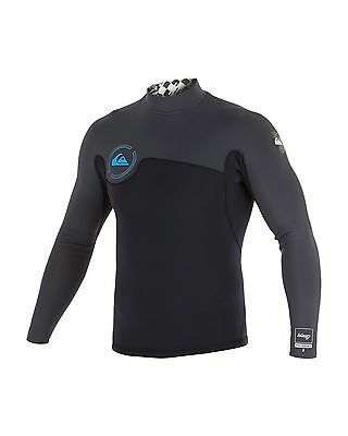 NEW QUIKSILVER™  Mens AG47 Performance 2MM Wetsuit Jacket Surf