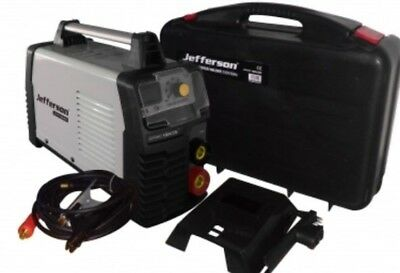 Jefferson 160 Amp Arc Welder 230V ***includes free electronic shield***